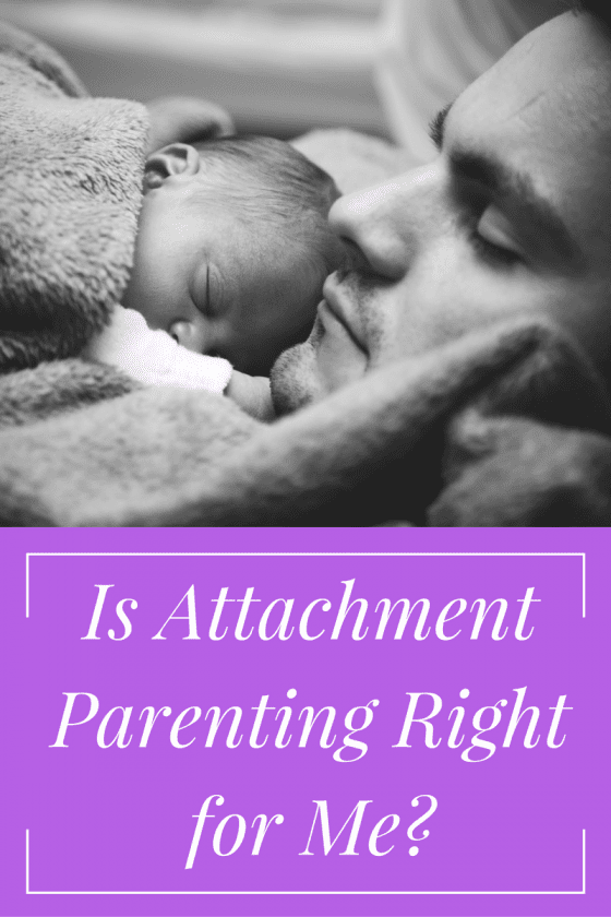 Is Attachment Parenting Right for Me?