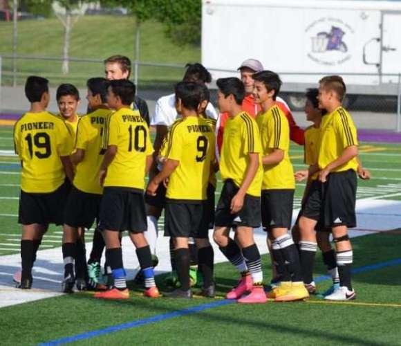 coaching a team