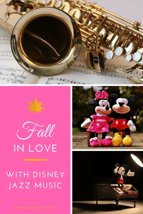 Fall In Love With Disney Jazz Music