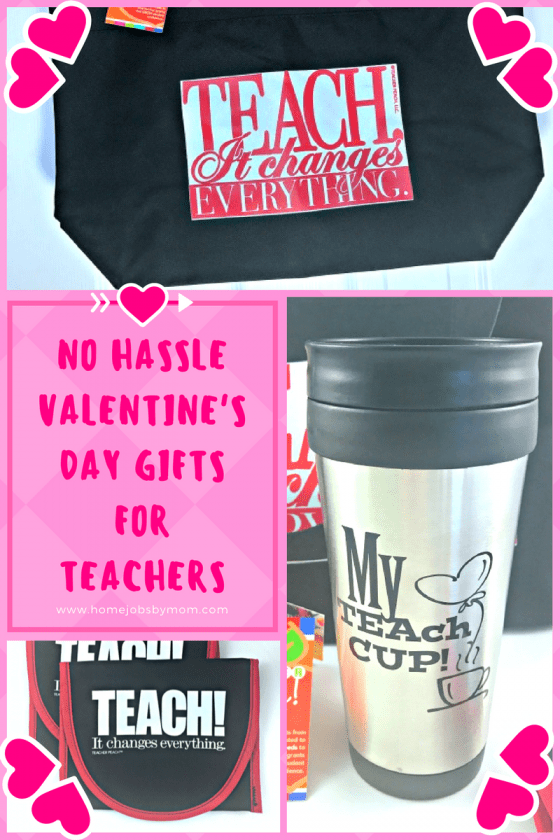 No Hassle Valentine's Day Gifts For Teachers