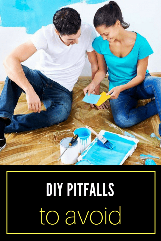 Easy Tips To Avoid DIY Pitfalls