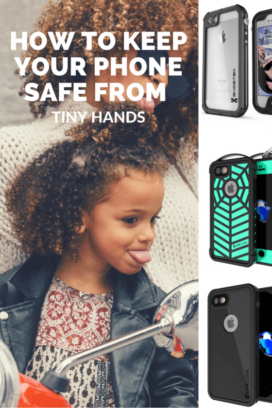 How To Keep Your Phone Safe From Tiny Hands