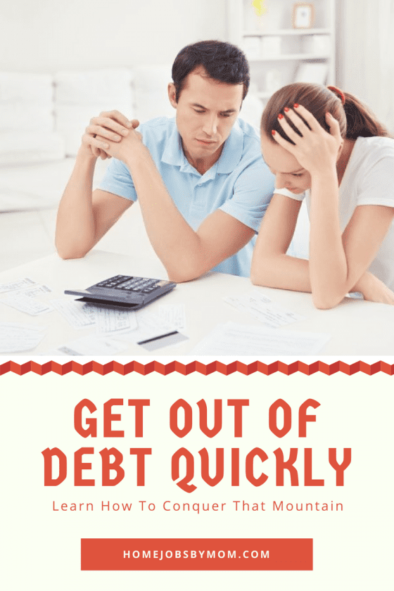 How To Conquer Your Mountain Of Debt Quickly