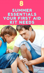 8 Summer Essentials Your First Aid Kit Needs