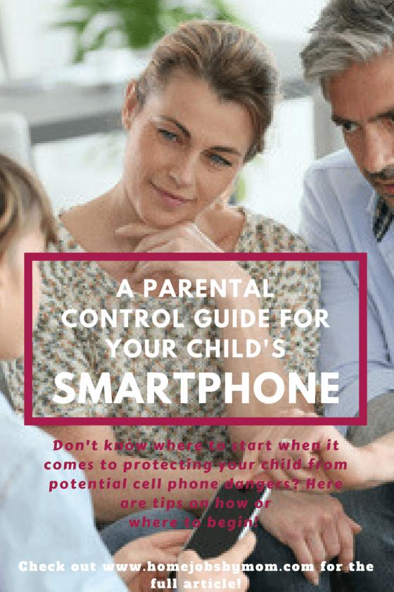 parental controls, parental controls for iphone, child's phone tips