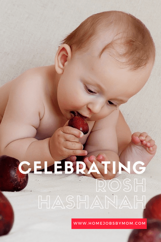 Celebrating Rosh Hashanah + Giveaway