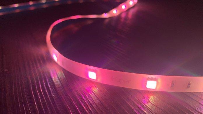 iHaper Smart Light Strip review