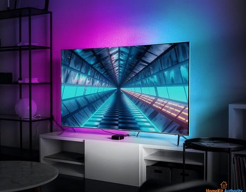 LIFX z TV kit