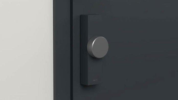 Somfy smart lock HomeKit support