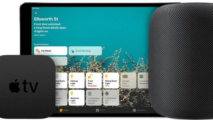 HomeKit with HomePod and Apple TV