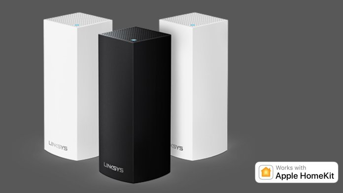 Linksys Velop router HomeKit support