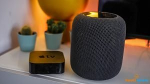 Control your Apple TV with HomePod