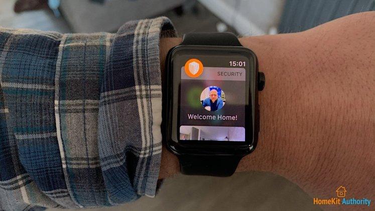 Netatmo Apple Watch