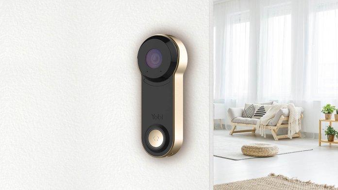 Yobi HomeKit Video Doorbell
