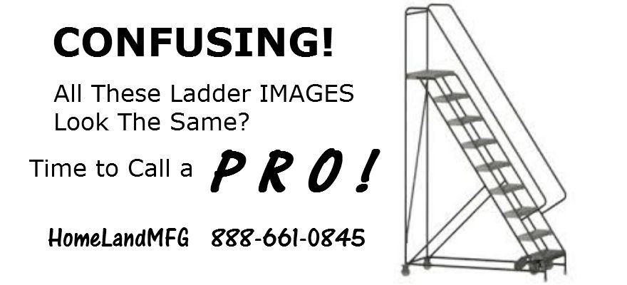Ballymore Ladders, Working in HOME IMPROVEMENT STORES