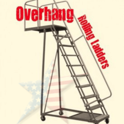 Stacking Rolling Chairs One And A Half Chair Canada Ballymore Cantilever Ladders, 888.661.0845
