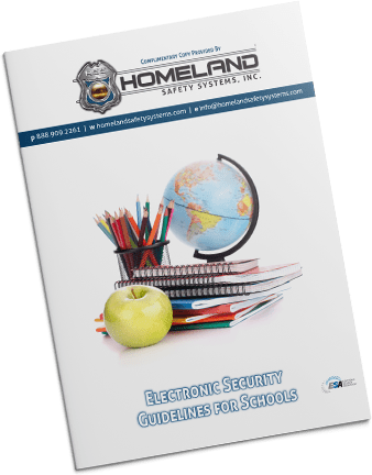 Electronic Security Guidelines for Schools