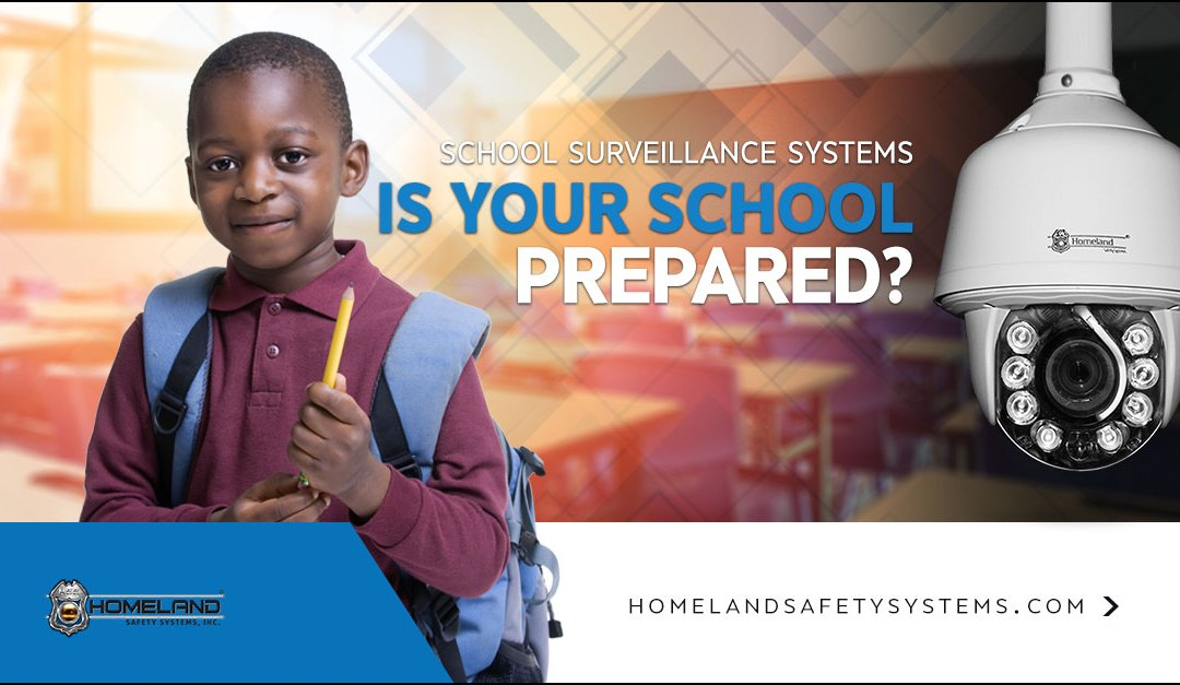 How Video Surveillance Can Reduce Crime to Keep Your School Safe