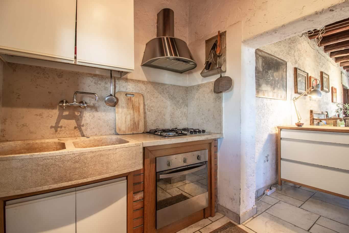 vendesi CASA SINGOLA CON GIARDINO a Teglio Veneto (5 of 6)
