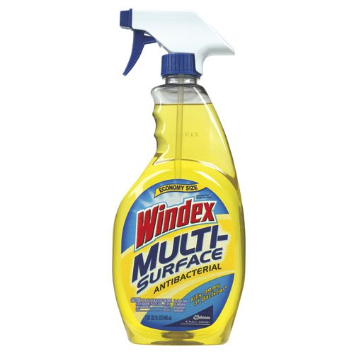 Diversey CB701380 32 oz Windex Antibacterial MultiSurface