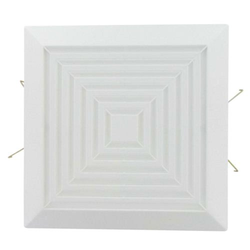 usi electric square grille assembly replacement part for bath fans bfsgr