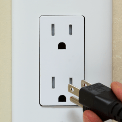 Gfci Outlet With Switch Wiring Diagram Mvh X380bt How Long Do Outlets Last Homelectrical Com 3 Prong Electrical Receptacle