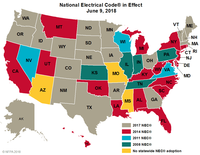 Electrical Wiring Code Kentucky