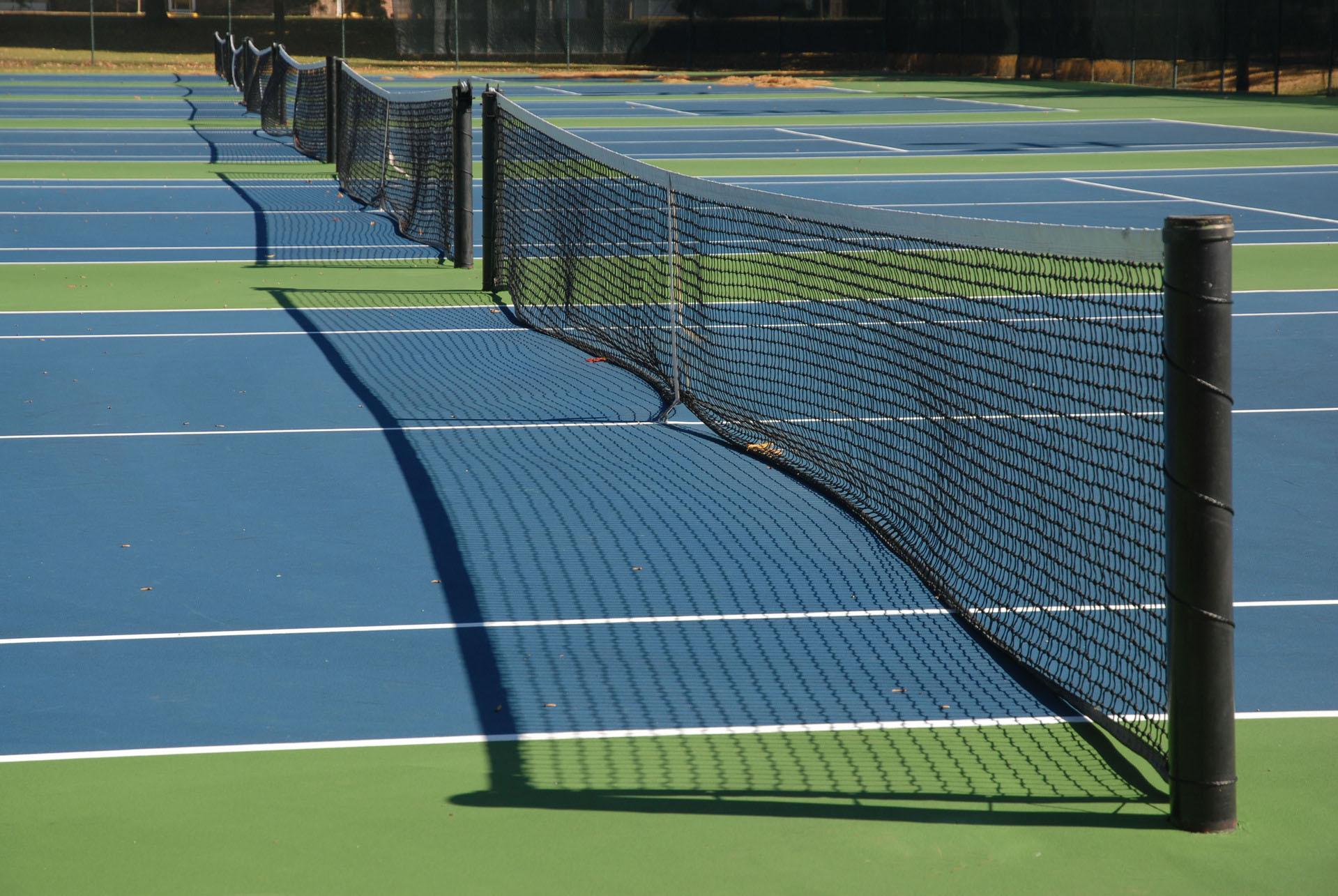 tennis court lighting how to assess