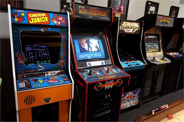 mortal kombat 2 arcade