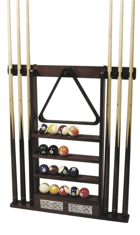 pool snooker cue racks home leisure