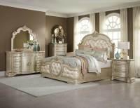 Homelegance Antoinetta Bedroom Set - Champagne 1919NC-BED ...