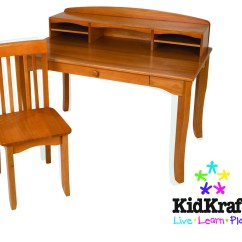 Kidkraft Avalon Chair Teak Folding Chairs Canada Desk With Hutch Honey 26706 At