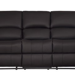 Double Recliner Chairs With Cup Holders Boling Chair Company Homelegance Clarkdale Reclining Sofa Center