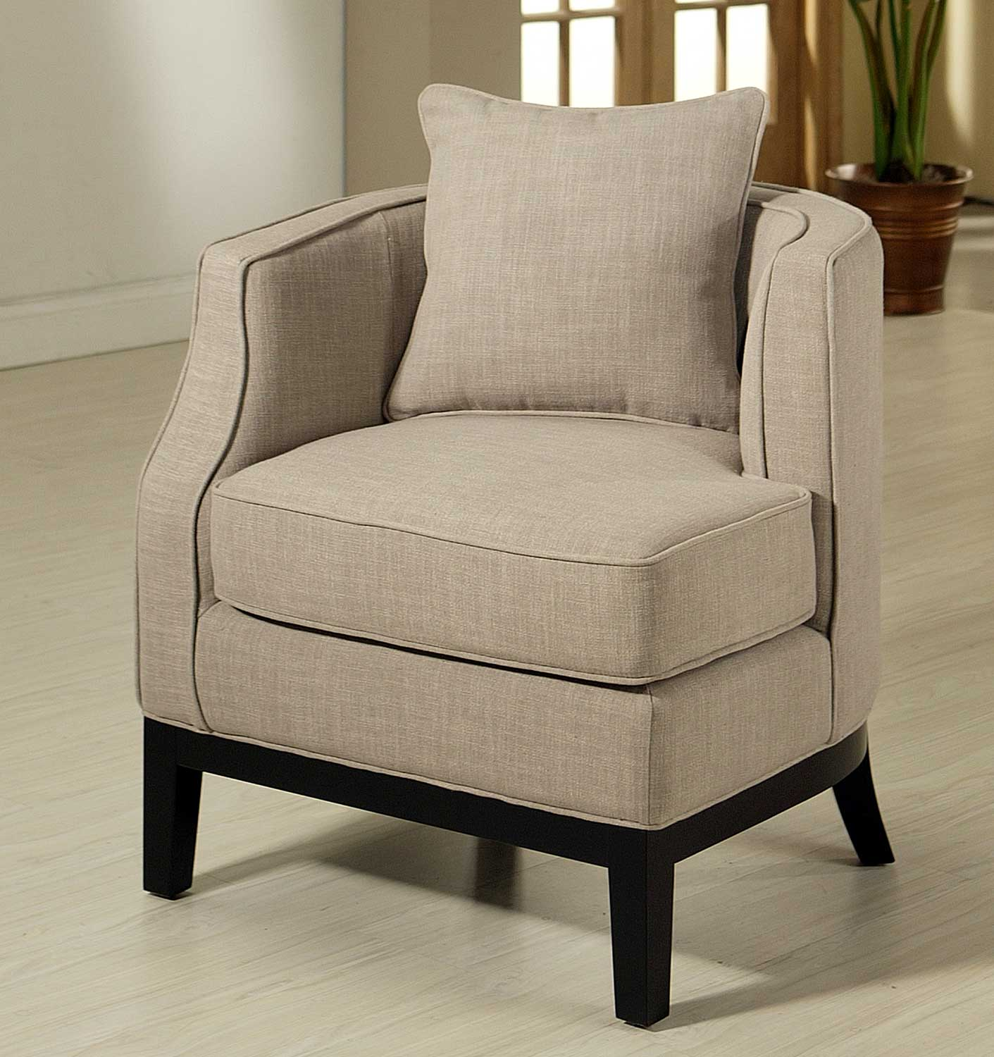 abbyson living thatcher fabric rocking chair in beige toddler comfy eve corner ab hs sf 2100