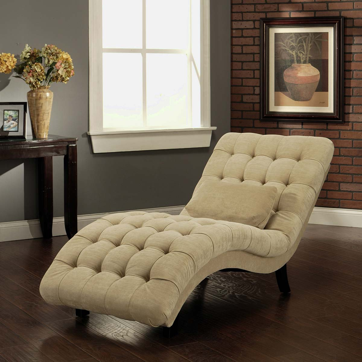 abbyson living thatcher fabric rocking chair in beige desk replacement wheels soho cream chaise ab hs sf 250 bge