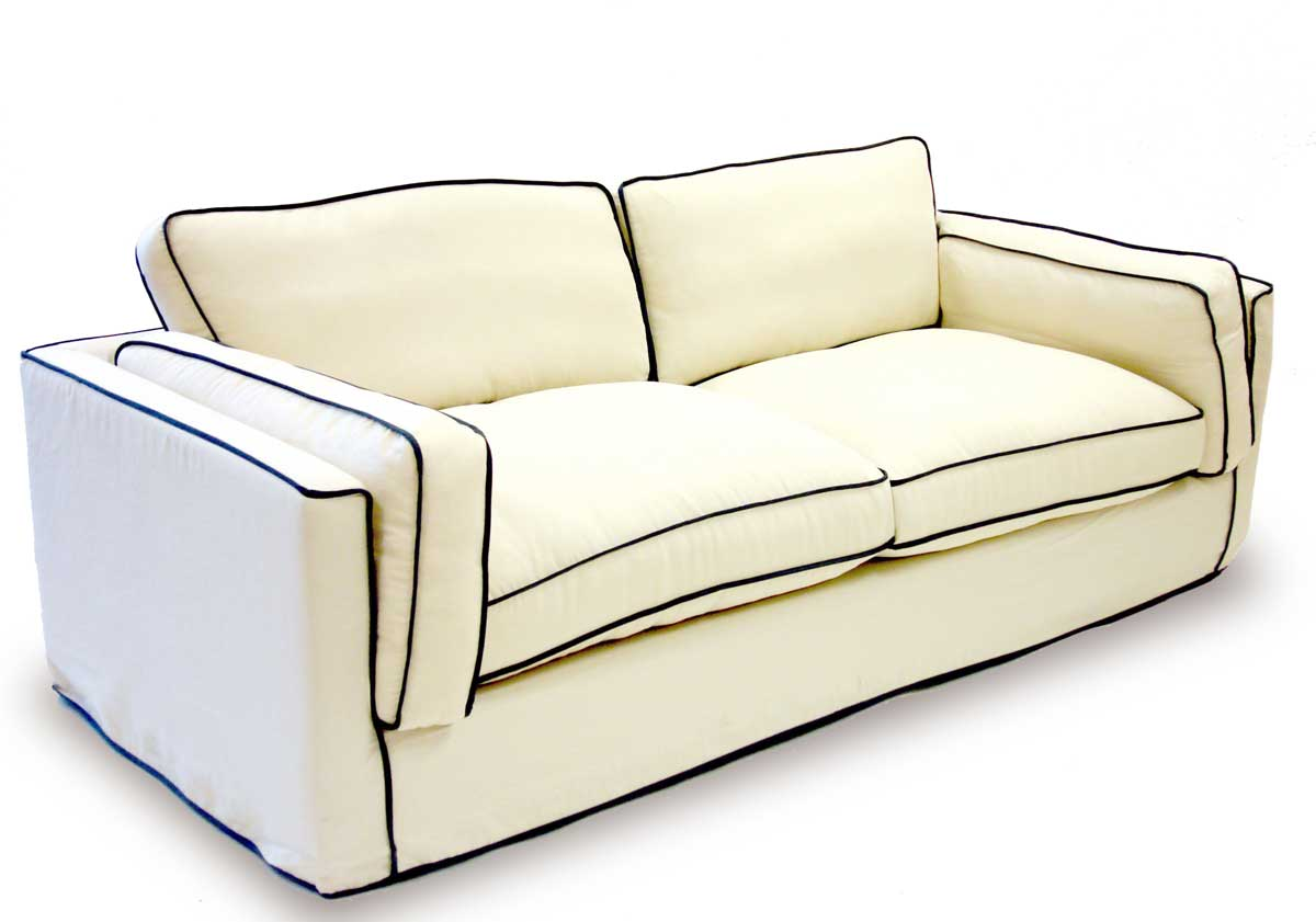 beach house sofa slipcover and loveseat sets canada armen living south cream al