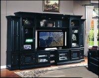 Black Tv Wall Unit Entertainment Center | Car Interior Design
