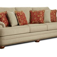 Urban Home Devonshire Sofa Top Grain Leather Reclining Sectional Chelsea Devon Set Beige Chf 632110 Ll
