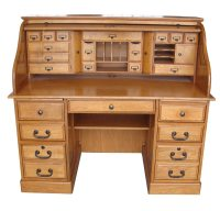 New 54 Inch Desk Ducar Ii 54 Inch Writing Desk Living ...