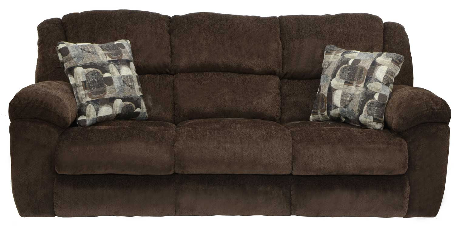 catnapper sofa and loveseat kirkland 2 pc sectional w queen sleeper transformer ultimate with 3 recliners 1