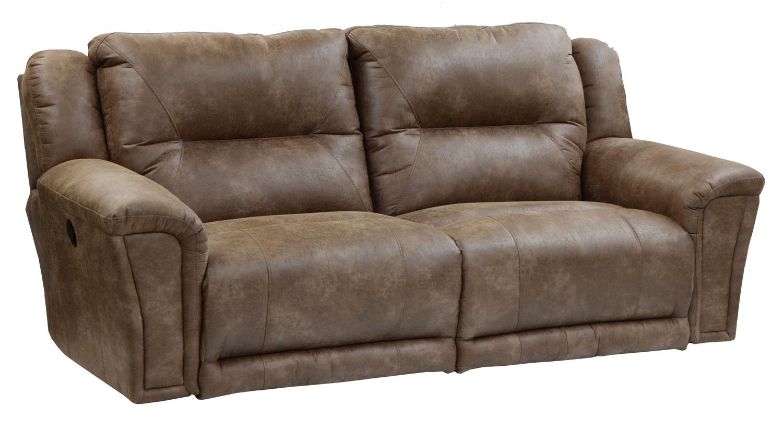 catnapper sofa less estudio bola collin lay flat reclining set silt 4321