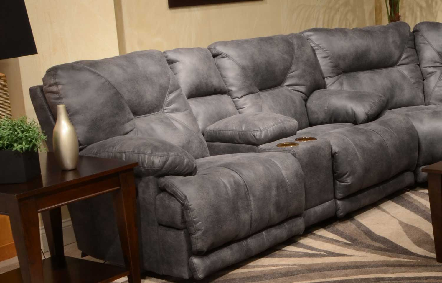 catnapper sofa and loveseat calisto costco voyager sectional with lay flat 3 recliner ...