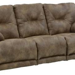 Sofa Reclinable 3 Cuerpos Ripley Sleep Catnapper Voyager Lay Flat With Recliners And Drop