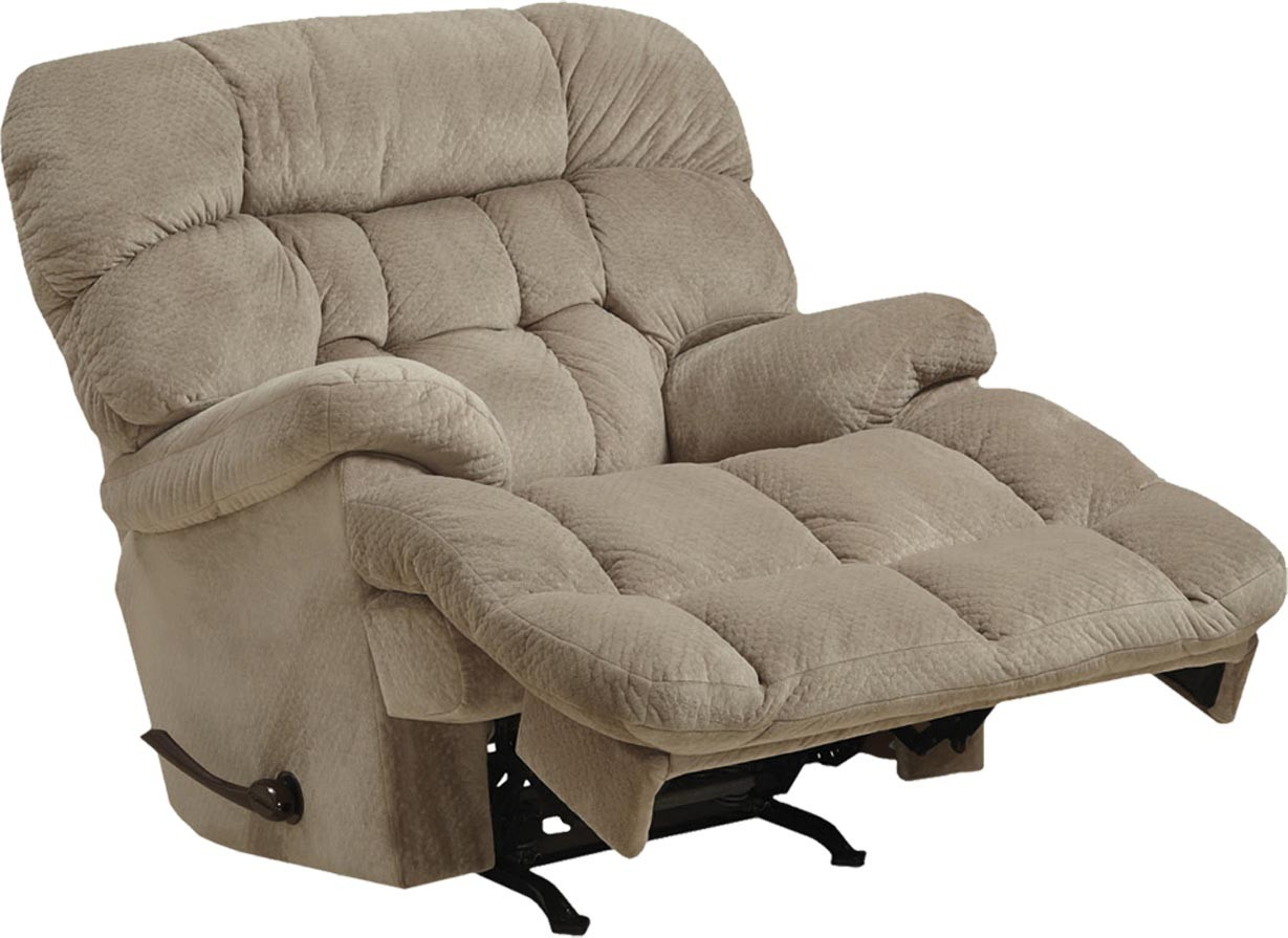 CatNapper Colson Chaise Rocker Reciner With Heat Amp Massage