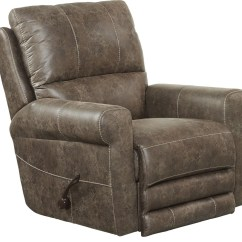 Glider Recliner Chair Cost To Recover A Catnapper Maddie Swivel Ash Cn 4753 5