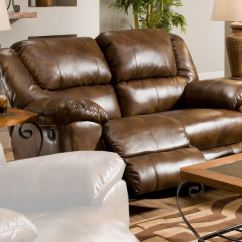 Catnapper Sofa And Loveseat 3pcs Sectional Set With Ottoman Accent Pillows In Mushroom May 2013 Reclining