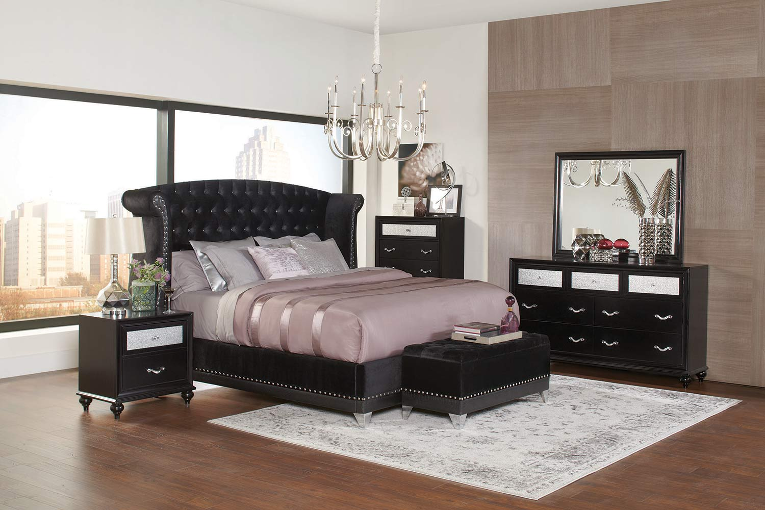 Coaster Barzini Bedroom Collection