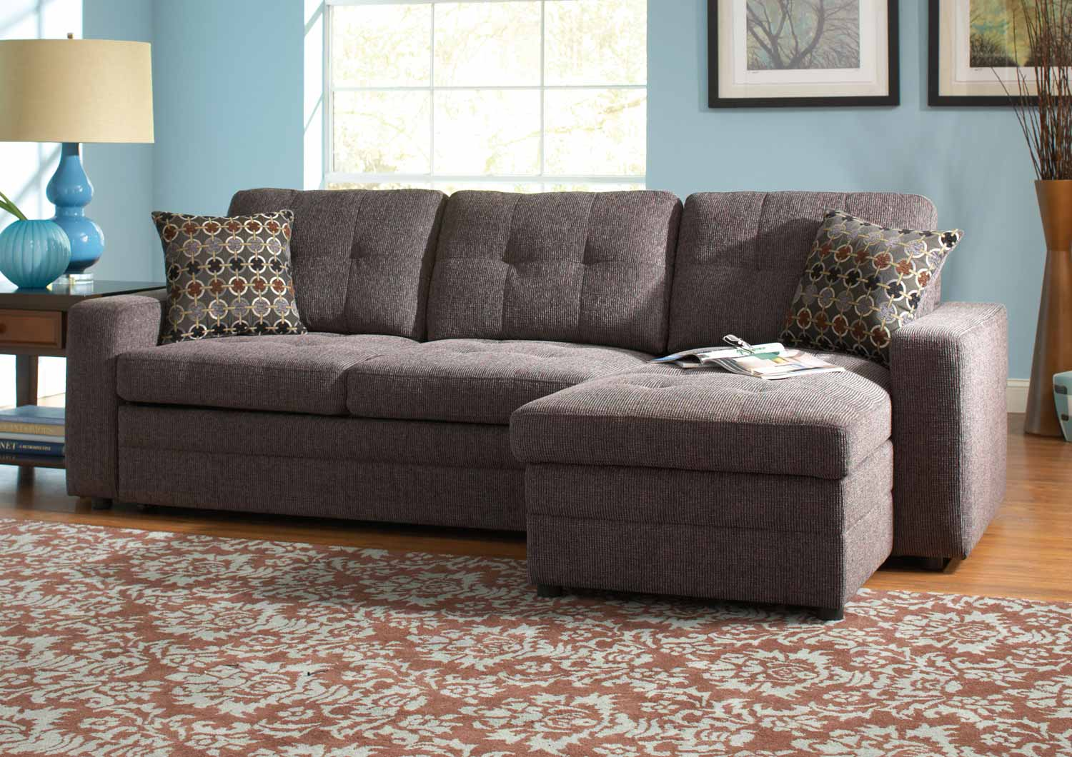 Coaster Furniture Gus Sectional