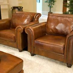 Rustic Leather Chair Solid Wooden Kitchen Chairs Elements Fine Home Furnishings Paladia 2 Piece Set Top