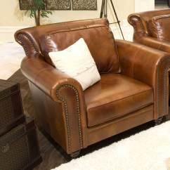 Rustic Accent Chairs Outdoor Snuggle Chair Elements Fine Home Furnishings Paladia Top Grain Leather